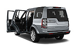Car images of 2016 Land Rover Discovery HSE 5 Door Suv Doors