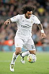 Real Madrid's Marcelo Vieira during La Liga match. April 2,2016. (ALTERPHOTOS/Acero)