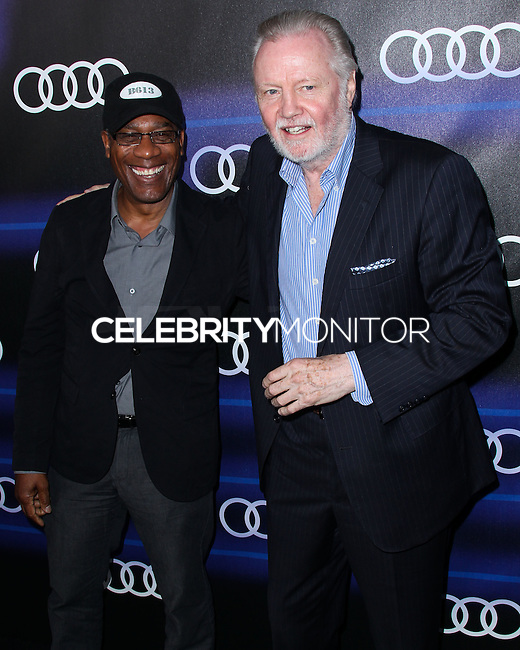 WEST HOLLYWOOD, CA, USA - AUGUST 21: Joe Morton, Jon Voight at the Audi Emmy Week Celebration 2014 held at Cecconi's Restaurant on August 21, 2014 in West Hollywood, California, United States. (Photo by Xavier Collin/Celebrity Monitor)