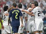 MADRID (15/(09/2010).- Champions League match Real Madrid vs Ajax Amsterdam. Gonzalo Higuain goal...Photo: Cesar Cebolla / ALFAQUI
