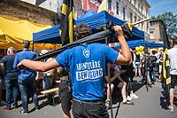 2019/07/20 Politik | Rechtsextreme | Identitäre Bewegung
