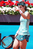 Spanish Carla Suarez during Mutua Madrid Open 2018 at Caja Magica in Madrid, Spain. May 10, 2018. (ALTERPHOTOS/Borja B.Hojas) /NORTEPHOTOMEXICO