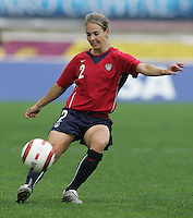 MAR 15, 2006: Faro, Portugal:  Heather Mitts