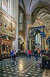Konfesja św. Stanisława w katedrze wawelskiej, Kraków, Polska<br /> The Confession of St. Stanislaus in Wawel Cathedral, Cracow, Poland