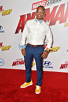 T.I. Tip Harris at the premiere for &quot;Ant-Man and the Wasp&quot; at the El Capitan Theatre, Los Angeles, USA 25 June 2018<br /> Picture: Paul Smith/Featureflash/SilverHub 0208 004 5359 sales@silverhubmedia.com