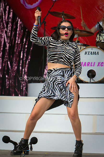 WWW.ACEPIXS.COM<br /> <br /> July 11 2015, Strathallen Castle<br /> <br /> Charlie XCX plays at the BBC Radio One Stage at T In The Park at its new home of Strathallen Castle on July 11 2015 in Scotland<br /> <br /> By Line: Famous/ACE Pictures<br /> <br /> <br /> ACE Pictures, Inc.<br /> tel: 646 769 0430<br /> Email: info@acepixs.com<br /> www.acepixs.com
