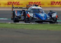 André Negrão (BRA), Pierre Ragues (FRA), Thomas Laurent (FRA) SIGNATECH ALPINE ELF during the WEC 4HRS of SILVERSTONE at Silverstone Circuit, Towcester, England on 30 August 2019. Photo by Vince  Mignott.