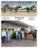 Dimension winning at Delaware Park on 9/5/12