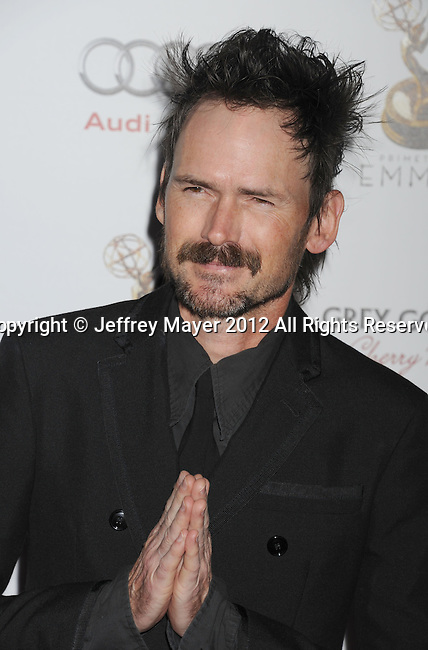 WEST HOLLYWOOD, CA - SEPTEMBER 21: Jeremy Davies attends the 64th Primetime Emmy Awards Performers Nominee reception held at Spectra by Wolfgang Puck at the Pacific Design Center on September 21, 2012 in West Hollywood, California.