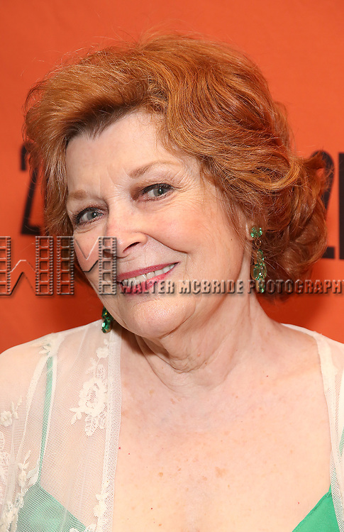 Anita Gillette attends the Opening Night Party for 'A Parallelogram'  on August 2, 2017 at Havana Central in New York City.