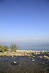 Israel, Ein Rakkath by the Sea of Galilee
