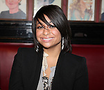 Raven-Symone.attending the Announcements for the 2012 Drama League Nominations held at Sardi's on 4/24/2012 in New York City. © Walter McBride / Retna Ltd.