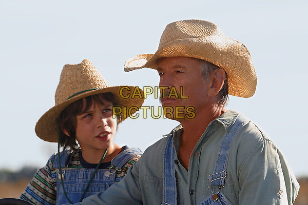 LOGAN LERMAN & SCOTT GLENN.in A Painted House.Filmstill - Editorial Use Only.CAP/AWFF.supplied by Capital Pictures.