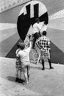 Bronx, New York City, NY - Summer of 1966 <br />