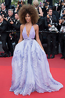 Tina Kunakey Di Vita at the premiere for &quot;The Beguiled&quot; at the 70th Festival de Cannes, Cannes, France. 24 May 2017<br /> Picture: Paul Smith/Featureflash/SilverHub 0208 004 5359 sales@silverhubmedia.com