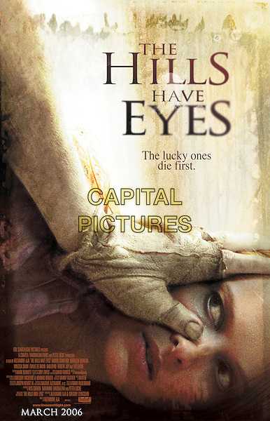 POSTER ART.in The Hills Have Eyes.*Editorial Use Only*.www.capitalpictures.com.sales@capitalpictures.com.Supplied by Capital Pictures.
