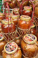 Terracotta Vats at Dalat Market