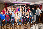 Rebecca O'Connor, Strand Road Tralee, celebrates her 21st Birthday with family and friends at the Abbey Inn on Saturday