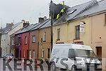 Storm Damage to O'Mahony's Bakery Roof on Tuesday