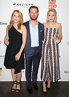 "16 June 2017 - Santa Monica, California - Lea Thompson, Damiano Tucci, Madelyn Deutch. 2017 Los Angeles Film Festival - Premiere Of ""The Year Of Spectacular Men"". Photo Credit: F. Sadou/AdMedia"