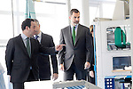 Prince Felipe of Spain during the inauguration of new industrial laundry center for special workers INDESA 2010.March 5,2013. (ALTERPHOTOS/Acero)
