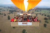 20160802 August 02 Hot Air Balloon Gold Coast