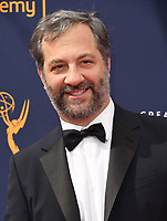 09 September 2018 - Los Angeles, California - Judd Apatow. 2018 Creative Arts Emmy Awards - Arrivals held at Microsoft Theater. <br /> CAP/ADM/BT<br /> &copy;BT/ADM/Capital Pictures