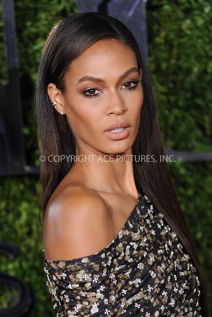 WWW.ACEPIXS.COM<br /> <br /> June 7 2015, New York City<br /> <br /> Joan Smalls arriving at the 2015 Tony Awards at Radio City Music Hall on June 7, 2015 in New York City.<br /> <br /> <br /> Please byline: Kristin Callahan/ACE Pictures<br /> <br /> ACE Pictures, Inc.<br /> www.acepixs.com, Email: info@acepixs.com<br /> Tel: 646 769 0430