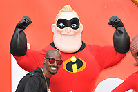 Sir Mohamed &quot;Mo&quot; Farah at the &quot;Incredibles 2&quot; UK film premiere, BFI Southbank, Belvedere Road, London, England, UK, on Sunday 08 July 2018.<br /> CAP/CAN<br /> &copy;CAN/Capital Pictures