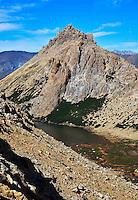 Laguna Toncek located in the Parque Nacional Nahuel Huapi near Bariloche, Argentina.