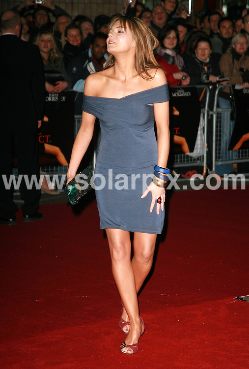 **ALL ROUND PICTURES FROM SOLARPIX.COM**.**WORLDWIDE SYNDICATION RIGHTS**.Kara Tointon arrives for a premiere in London. 15th March 2006.JOB REF: 4963 BNE       DATE: 15_03_2006.**MUST CREDIT SOLARPIX.COM OR DOUBLE FEE WILL BE CHARGED* *UNDER NO CIRCUMSTANCES IS THIS IMAGE TO BE REPRODUCED FOR ANY ONLINE EDITION WITHOUT PRIOR PERMISSION*