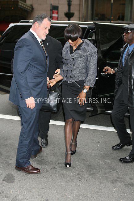 WWW.ACEPIXS.COM ** ** ** ....January 16, 2007, New York City. ....After her Appearance at the Manhattan Criminal Court, Naomi Campbell arrives at Cipriani Restaurant for Lunch. ....Please byline: Philip Vaughan -- ACEPIXS.COM.. *** ***  ..Ace Pictures, Inc:  ..Philip Vaughan (212) 243-8787 or (646) 769 0430..e-mail: info@acepixs.com..web: http://www.acepixs.com