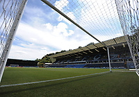 A general view of Adams Park, home of Wycombe Wanderers FC<br /> <br /> Photographer Kevin Barnes/CameraSport<br /> <br /> The EFL Sky Bet League One - Wycombe Wanderers v Blackpool - Saturday 4th August 2018 - Adams Park - Wycombe<br /> <br /> World Copyright &copy; 2018 CameraSport. All rights reserved. 43 Linden Ave. Countesthorpe. Leicester. England. LE8 5PG - Tel: +44 (0) 116 277 4147 - admin@camerasport.com - www.camerasport.com