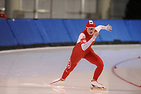 SPEEDSKATING: SALT LAKE CITY: 06-12-2017, Utah Olympic Oval, ISU World Cup, training, Kaja Ziomek (POL), photo Martin de Jong