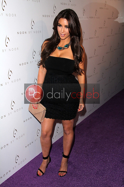 Kim Kardashian<br />