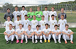 9-14-15, Huron High School boy's varsity soccer team