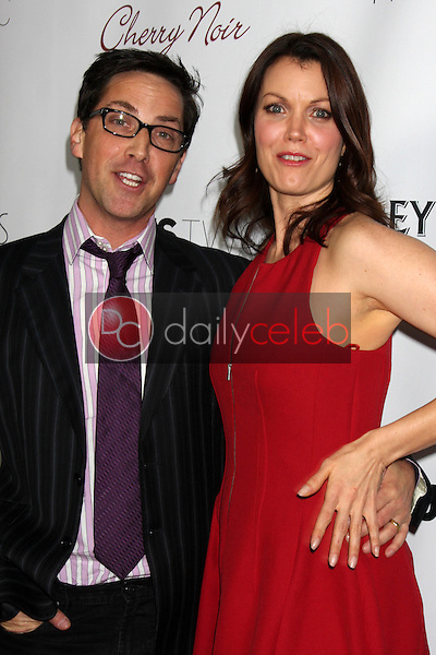 Dan Bucatinsky, Bellamy Young<br />