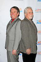 LOS ANGELES - DEC 3: Jerry Mathers, Tony Dow at The Actors Fund's Looking Ahead Awards at the Taglyan Complex on December 3, 2015 in Los Angeles, California