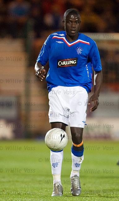 Amdy Faye, Rangers
