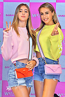 Scarlet Stallone und Sophia Stallone beim 'Samantha Vega Millennial Sisters Talk Event' im Samantha Thavasa Omotesanodo Gates Pop-up Digital Store. Tokio, 26.07.2017