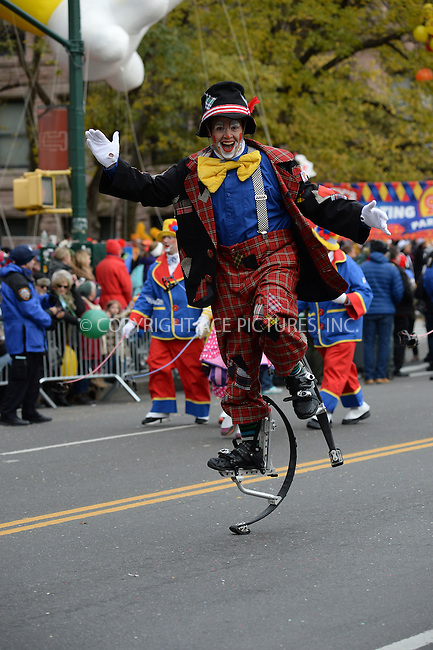 www.acepixs.com<br /> <br /> November 24 2016, New York City<br /> <br /> Atmosphere at the 90th Annual Macy's Thanksgiving Day Parade on November 24, 2016 in New York City. <br /> <br /> By Line: Kristin Callahan/ACE Pictures<br /> <br /> <br /> ACE Pictures Inc<br /> Tel: 6467670430<br /> Email: info@acepixs.com<br /> www.acepixs.com