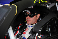Nov. 14, 2009; Avondale, AZ, USA; NASCAR Sprint Cup Series driver Jimmie Johnson during practice for the Checker O'Reilly Auto Parts 500 at Phoenix International Raceway. Mandatory Credit: Mark J. Rebilas-
