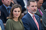 King Felipe VI of Spain and Queen Letizia of Spain attends to National Sport Awards 2016 at El Pardo Palace in Madrid , Spain. February 19, 2018. (ALTERPHOTOS/Borja B.Hojas)