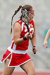 San Diego, CA 05/21/11 - Sharia Smith (Cathedral Catholic #27) in action during the 2011 CIF San Diego Division 2 Girls lacrosse finals between Cathedral Catholic and Coronado.