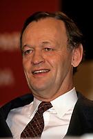 FILE PHOTO : Jean Chretien dans les années 90.<br /> <br /> PHOTO : Pierre Roussel -  Agence Quebec Presse