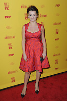 www.acepixs.com<br /> February 25, 2017  New York City<br /> <br /> Alison Wright attending 'The Americans' Season 5 Premiere at DGA Theater on February 25, 2017 in New York City.<br /> <br /> Credit: Kristin Callahan/ACE Pictures<br /> <br /> Tel: 646 769 0430<br /> Email: info@acepixs.com