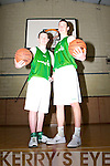 Shaun Keane Aghadoe and Padraig Lucey Killarney who have been chosen in the u15 and u16 Irish Basketball squads for their upcoming Internationals   Copyright Kerry's Eye 2008