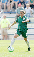 Lisa Stoia,..Saint Louis Athletica and LA Sol, played to a 0-0 tie at Robert Hermann Stadium in St Louis, MO. April 25 2009.