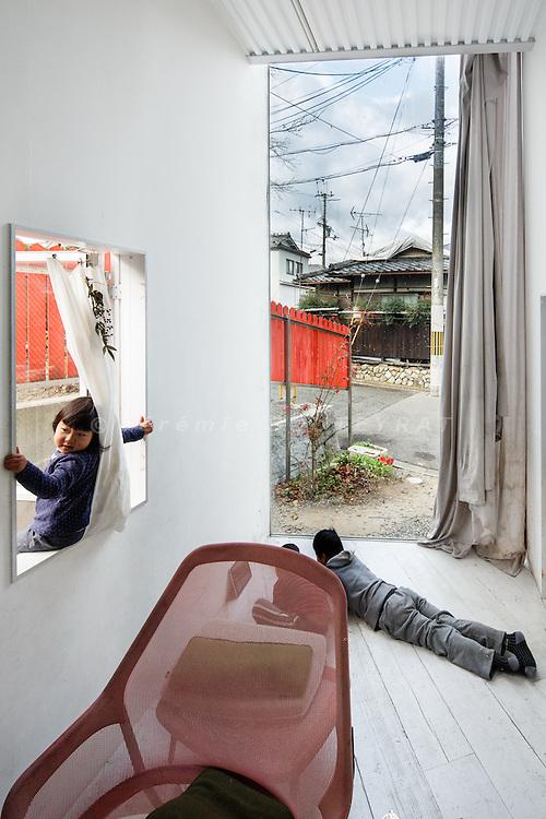 Kyoto, December 22 2013 - O house by Hideyuki Nakayama.