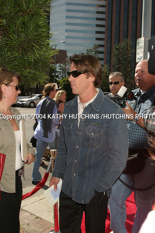 ©2004 KATHY HUTCHINS /HUTCHINS PHOTO.GRAND CHAMPION PREMIERE.WESTWOOD, CA.AUGUST 22, 2004..DANNY MOLDER